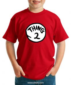 Playera niño Thing 2