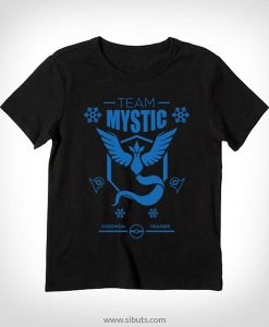 Playera Pokemon Go Niño Team Mystic