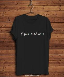 Playera Hombre Serie Friends