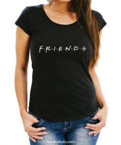 Playera Mujer Serie Friends