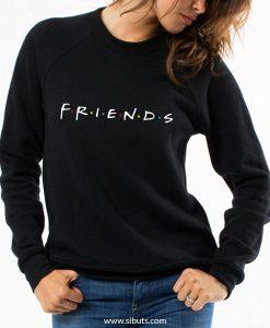 Sudadera Mujer Serie Friends