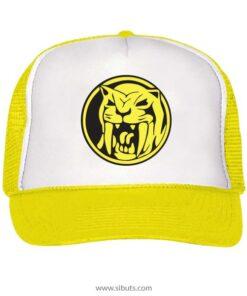 Gorra Power Ranger Amarillo Ranger Yellow