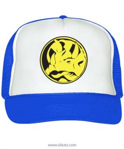 Gorra Power Ranger Azul Ranger Blue