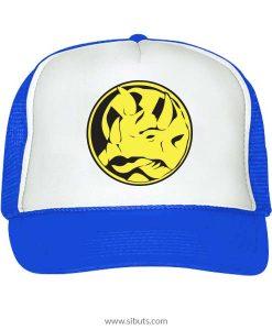 Gorra Power Ranger Azul Ranger Blue