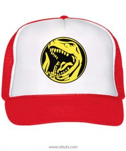 Gorra Power Ranger Rojo Ranger Red