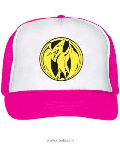Gorra Power Ranger Rosa Ranger Pink