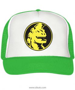 Gorra Power Ranger Verde Ranger Green