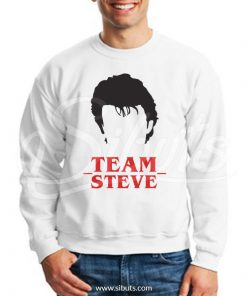 Sudadera hombre Stranger Things Team Steve Harrington