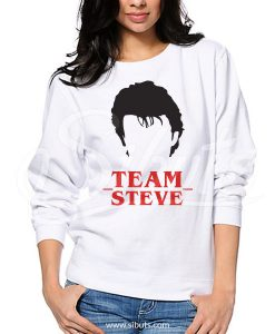 Sudadera mujer Stranger Things Team Steve Harrington