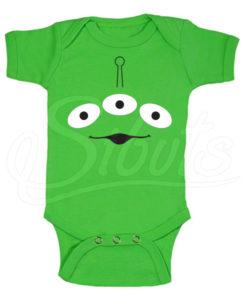 Pañalero bebé Marciano Toy Story