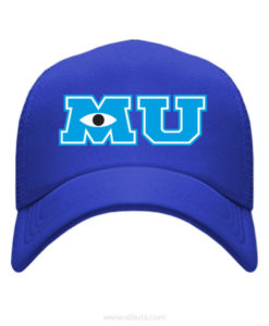 Gorra Azul Monsters University
