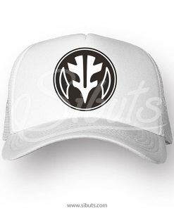 Gorra Power Ranger Blanco