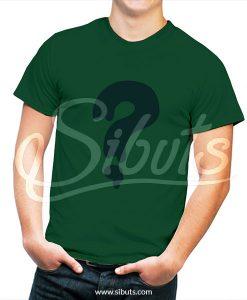 Playera hombre verde Soos Gravity Falls
