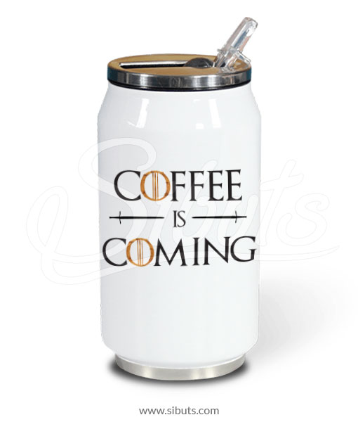 Termo Game of Thrones Coffee is coming