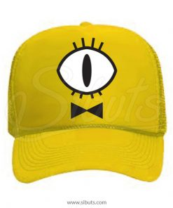 Gorra gravity falls Bill Clave