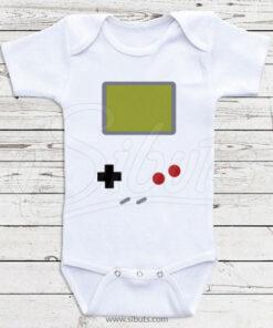 Pañalero Bebé Game Boy