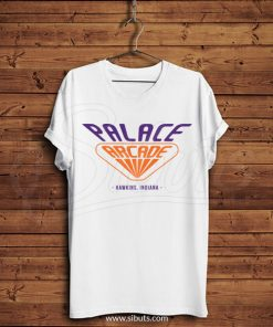Playera Hombre Stranger Things Palace Arcade