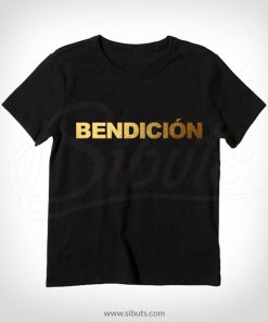 Playera niño bendición