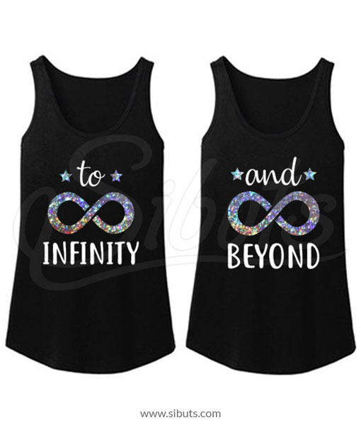 Tank Top amigas To infinity and Beyond