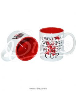 Taza Game of Thrones Red Wedding