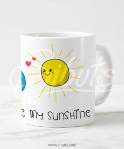 Taza Regalo You Are My Sunshine