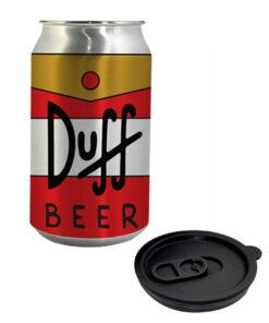 Termo bebidas frías Cerveza Duff