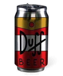 Termo bebidas calientes Cerveza Duff