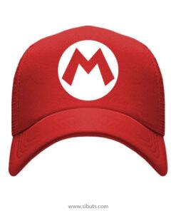 Gorra Luigi Mario Bros