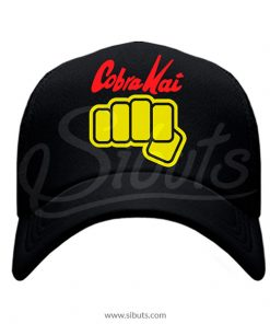 Gorra Serie Cobra Kai Karate Kid