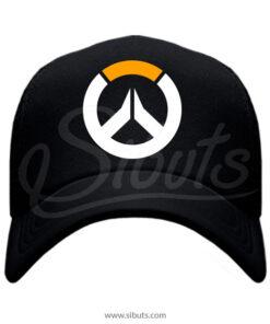 Gorra negra overwatch