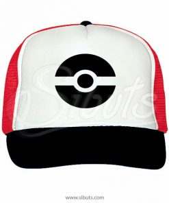 Gorra pokemon lucho