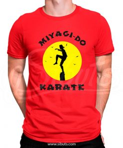 Playera Cobra Kai Karate Do Miyagi