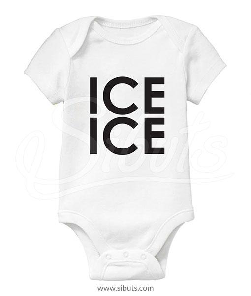 Pañalero para bebé Ice Ice Baby