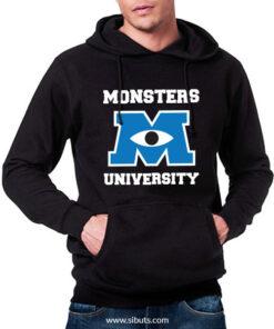Sudadera gorro hombre Monsters University