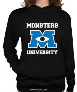 Sudadera gorro mujer Monsters University