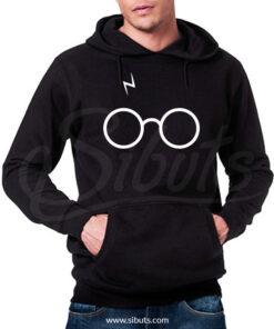 Sudadera gorro hombre Harry Potter