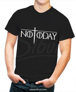 Playera hombre Not Today