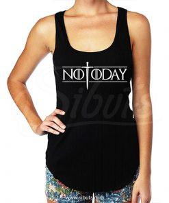Tank top mujer not today game of thrones