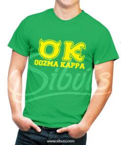 Playera hombre Oozma Kappa