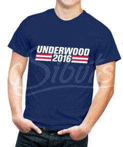 Playera hombre Underwood House of Cards
