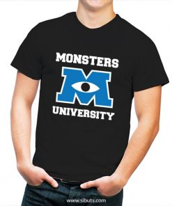 Playera hombre Monsters University