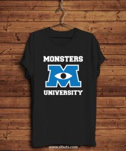 Playera hombre Monsters University