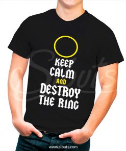 Playera hombre Lord of the rings