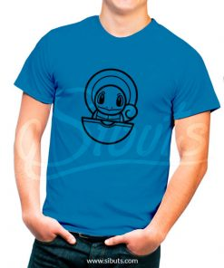 Playera hombre Pokemon Squirttle Point