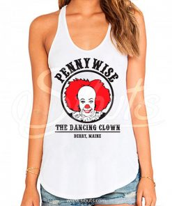 Tank top mujer pennywise