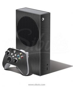 Skin Xbox Series S Oro cepillado titanio