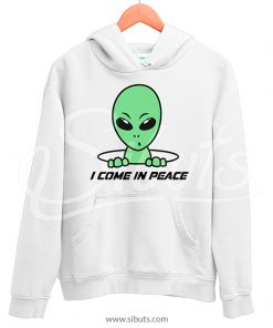 Sudadera hoddie mujer Alien