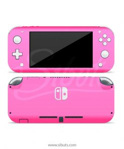 Skin Nintendo Switch Lite Rosa