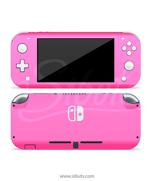 Skin Nintendo Switch Lite Rosa