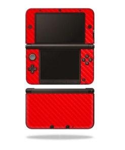 Skin nintendo 3DS XL rojo